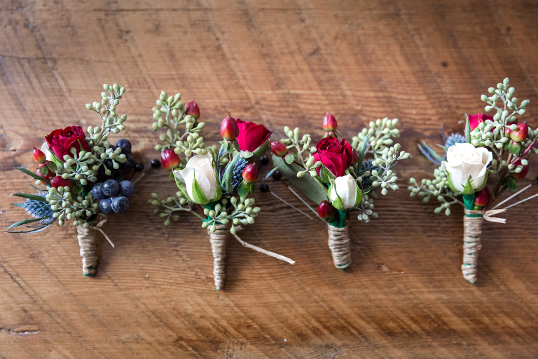 rustic-boutonnieres-strathmere-wedding